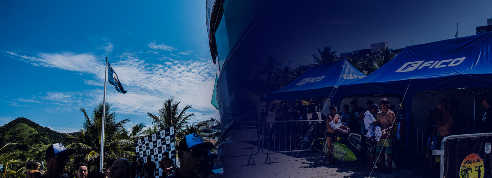 Por dentro do > FICO Surf Festival