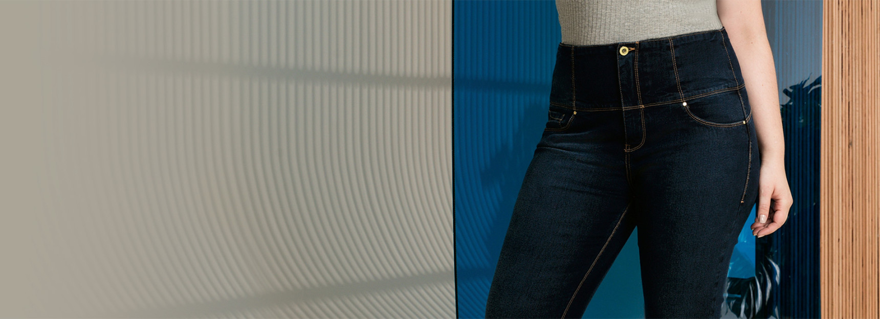 Novidades > em Jeans!