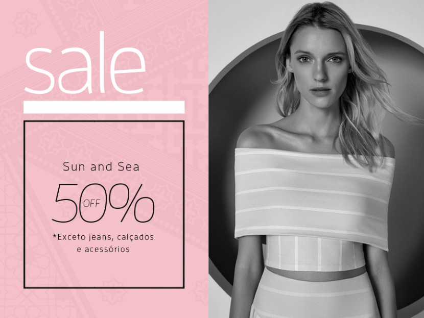 Sun and Sea on SALE!
